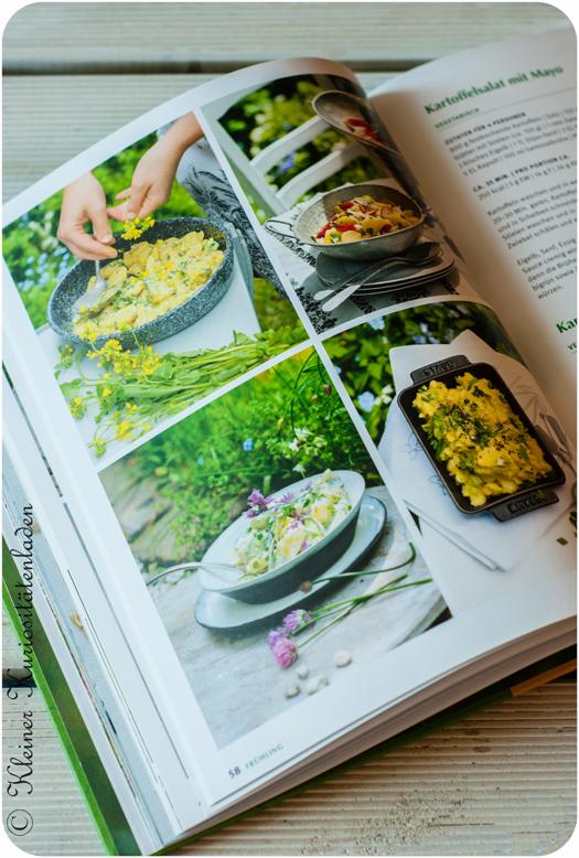 Das grüne nicht nur vegetarische Kochbuch von Dagmar von Cramm