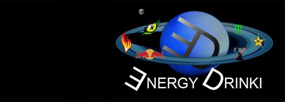 energy drinki