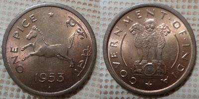 1pice 1953 horse