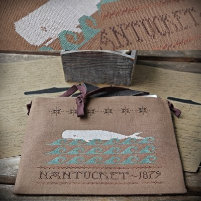 Nantucket Sewing Pouch