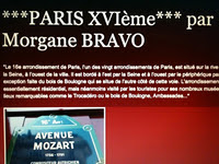 *PARIS XVIe* 75