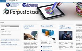 Portal e-Perpustakaan
