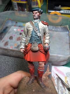 Highlander Clansman 1746  DSC_0591