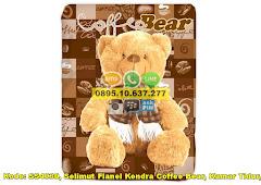 Harga Selimut Flanel Kendra Coffee Bear. Kamar Tidur. B Jual