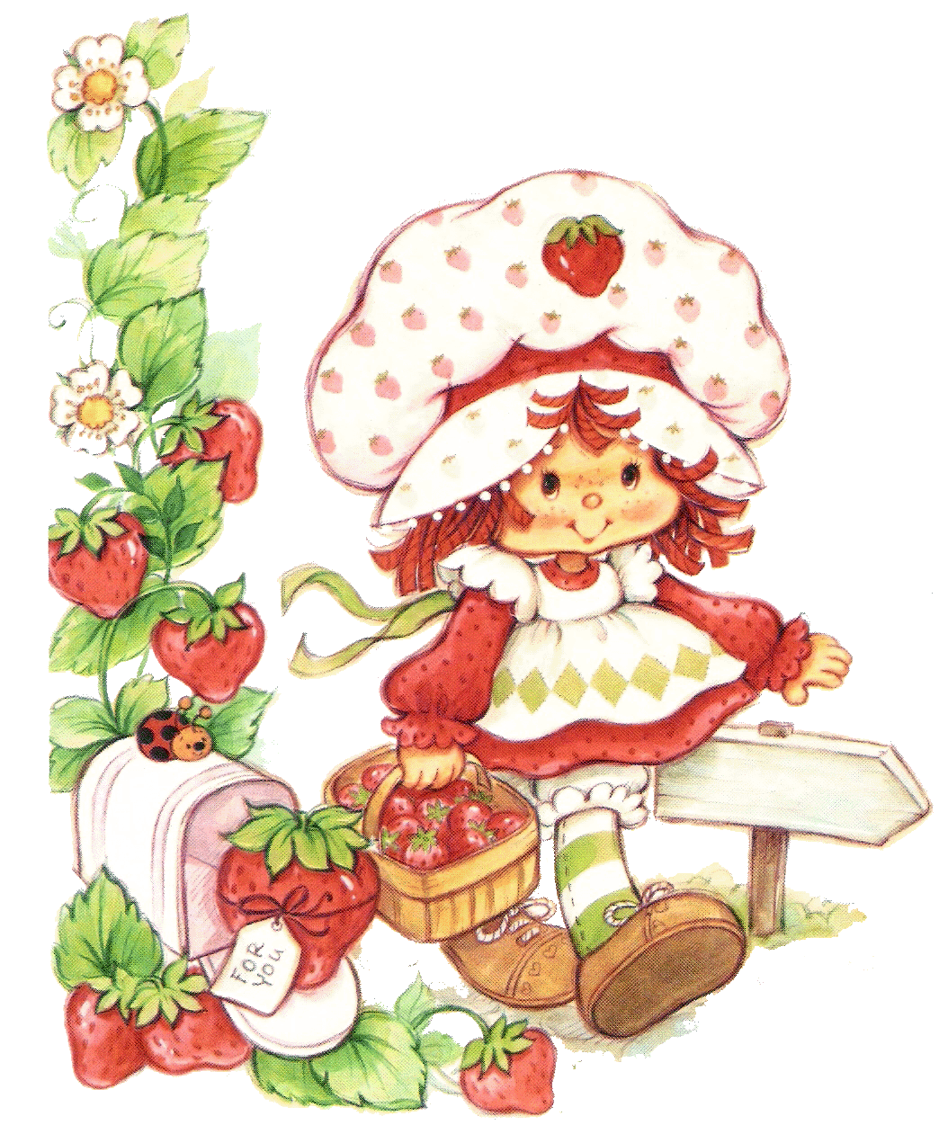 Strawberry Inspired | Fashion meets Food