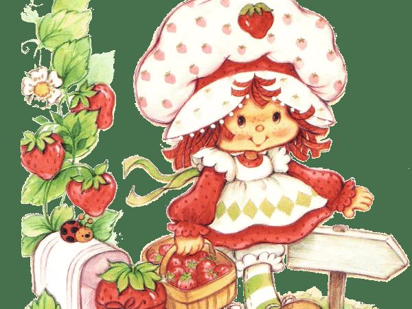 Strawberry Inspired
