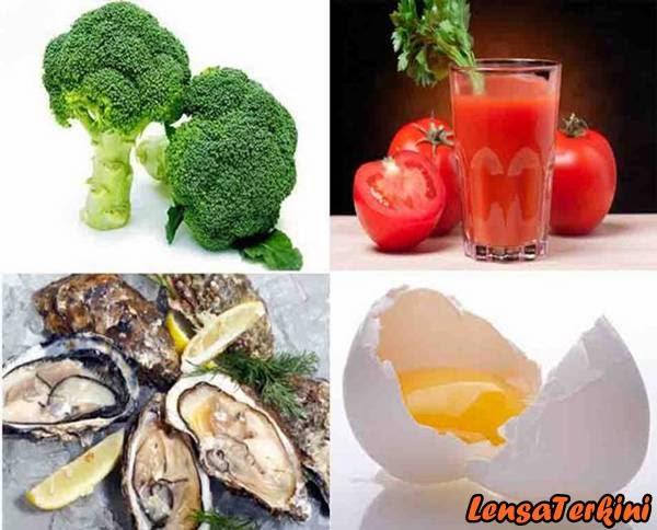 5 makanan sehat ini jadikan pria perkasa platechno news