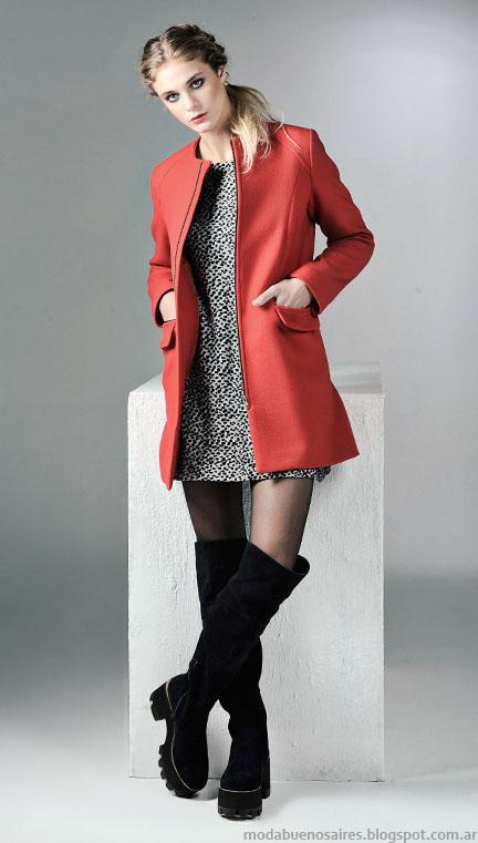 Moda mujer invierno 2015 Mancini.