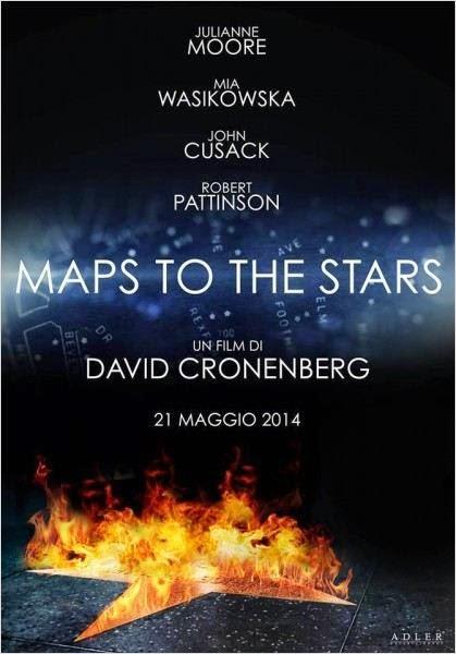 Filme Mapas Para As Estrelas Dublado AVI BDRip