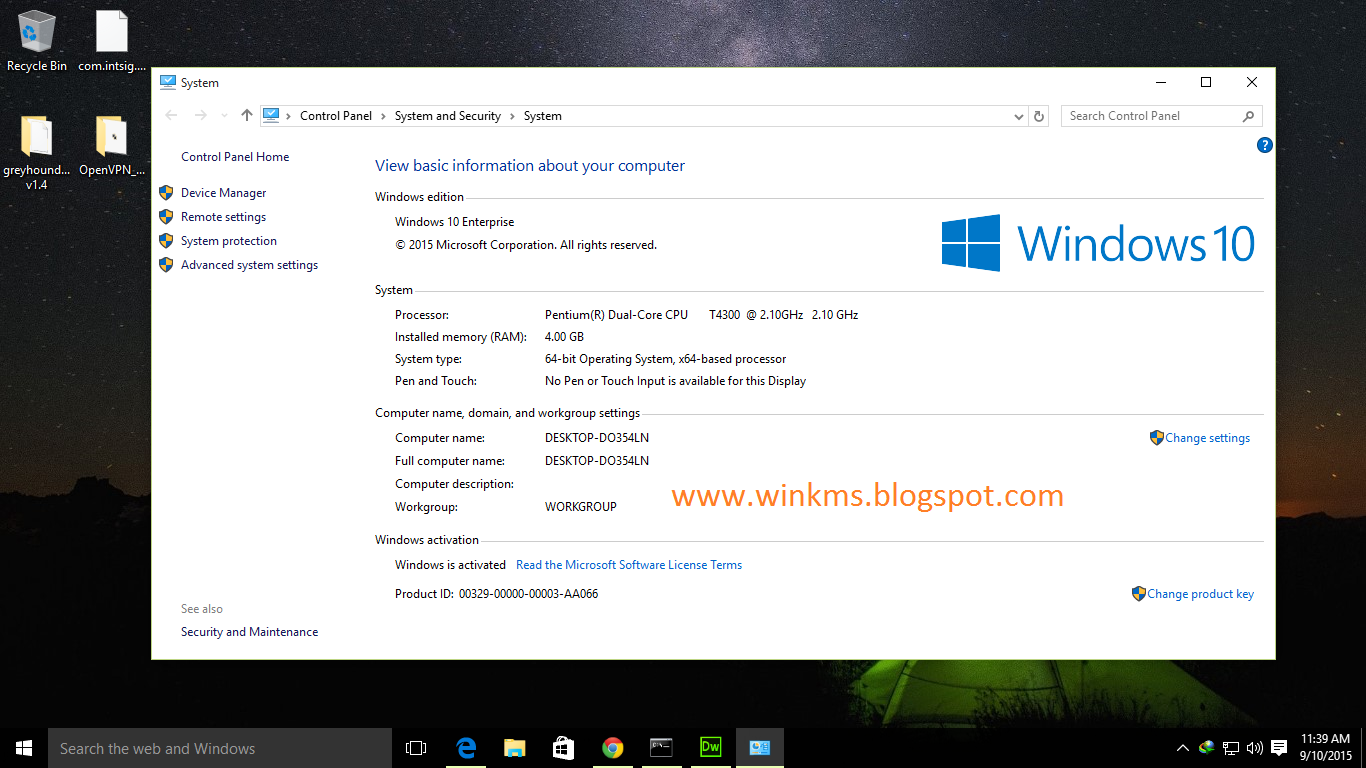 Windows 10 kms activator free 2015 short description how to activate windows 10 81 and server 2012 rtm without wasting money using these 3 simple steps ccuart Choice Image