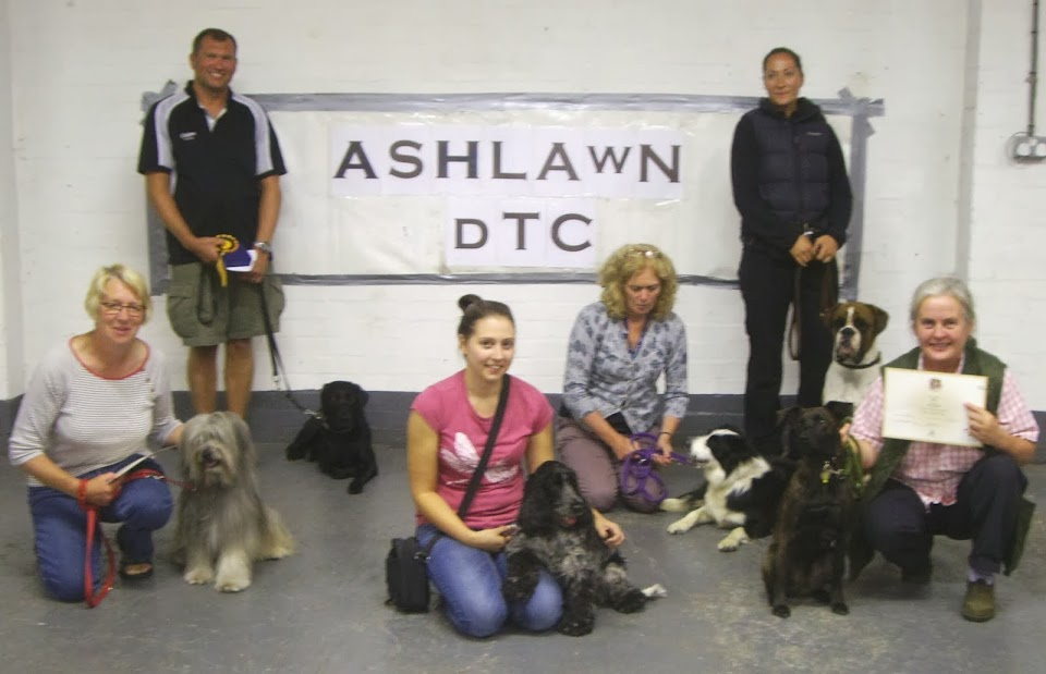 Ashlawn Dog Training Club