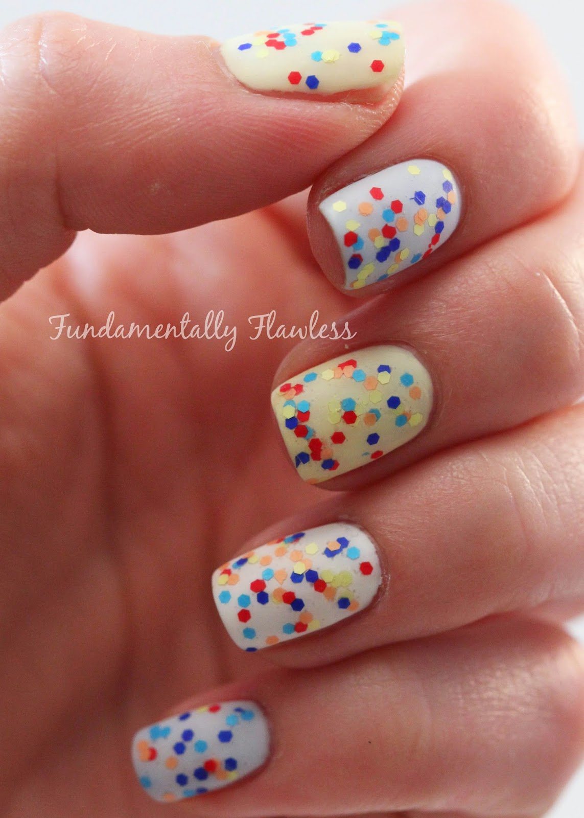 Models Own Microdots Swatch Matte