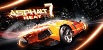 Asphalt 7: Heat v1.0.4