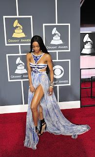 Ciara at the Grammys