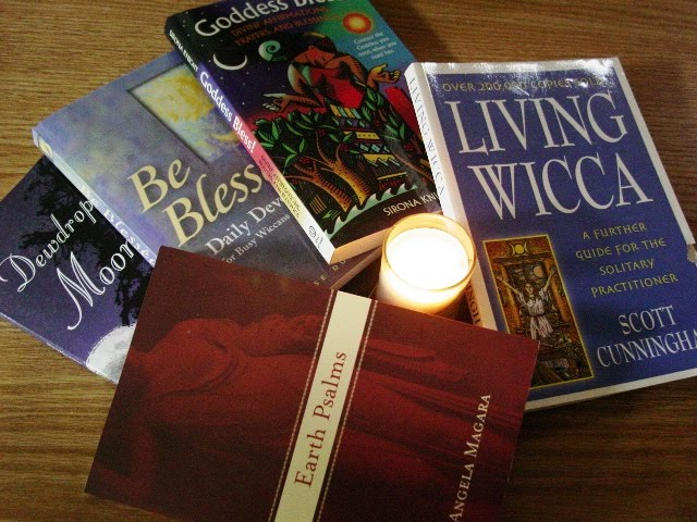 I Heart The Goddess Pagan Prayers