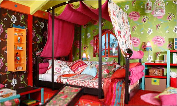 Beautiful Girl Bedroom Tours ~ Room Design Ideas