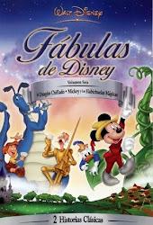 Baixe imagem de Fábulas da Disney   Vol. 3 (Dublado) sem Torrent