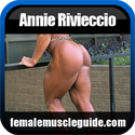 Annie Rivieccio Female Bodybuilder Thumbnail Image 1