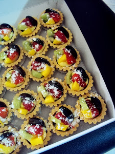 Untuk Tempahan : Fruits Tart