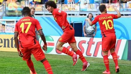 Korea Selatan vs Belgia