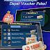 Event Berhadiah Pulsa 20rb, 50rb, 100rb s/d Motor di Game Poker Domino Qiu-Qiu