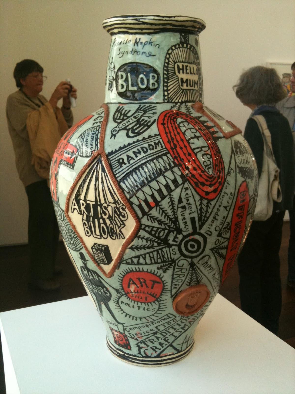 Grayson Perry Ceramics Pinterest