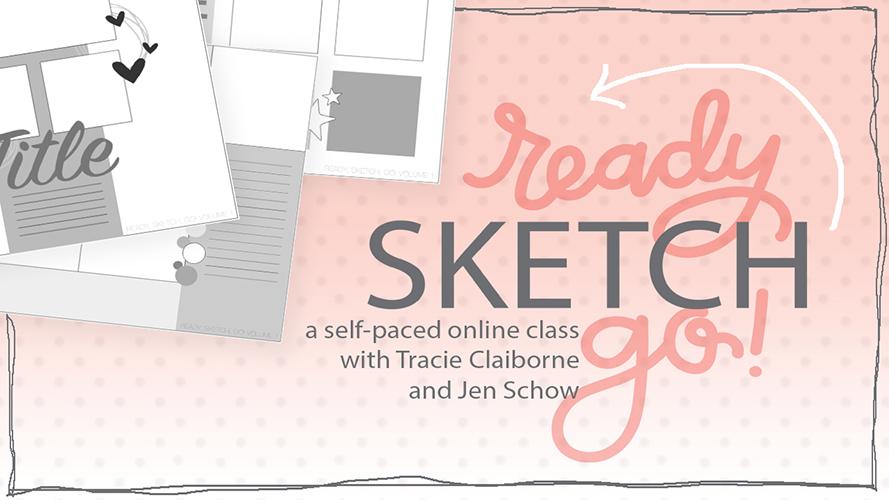 Ready Sketch Go Class