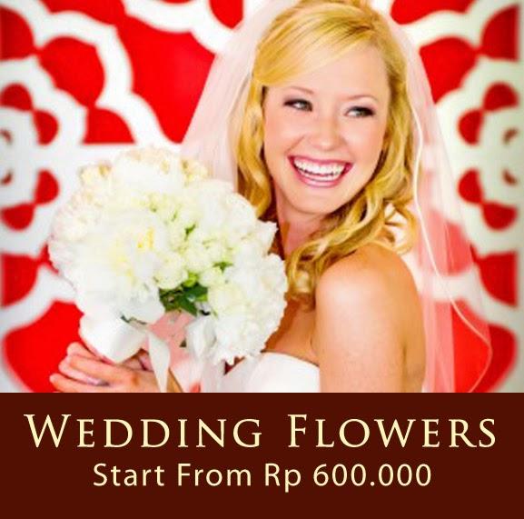 wedding handbuoquet, corsage, bunga pernikahan jakarta