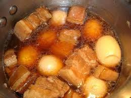 Cách làm món thịt kho tàu thơm ngon