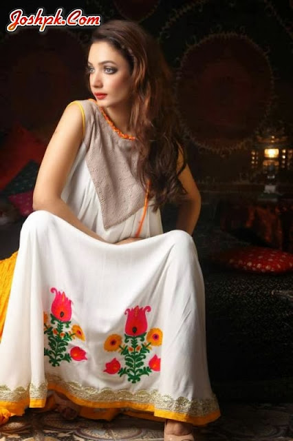 Cotton Ginny Stylish Women Winter Wear Dresses 2013