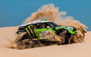 Mini Cooper Dakar X Raid