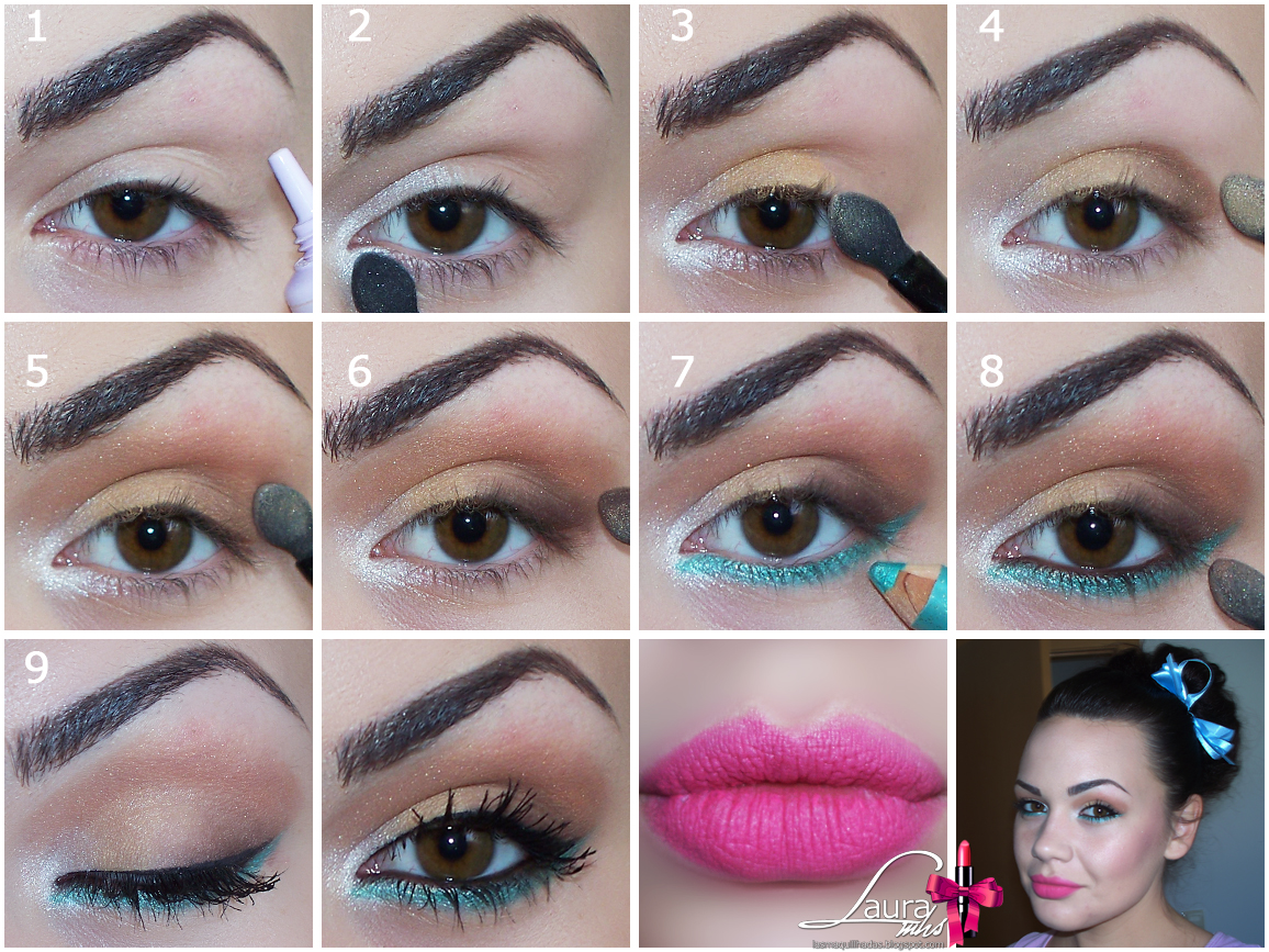 tutoriales maquillaje para toda ocasin with tutoriales para maquillarse