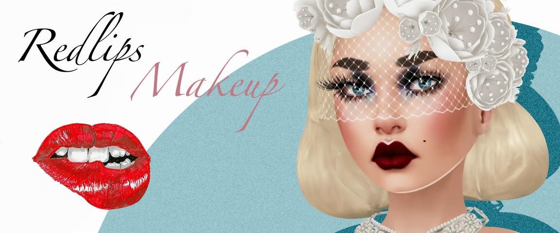 Redlips Makeup