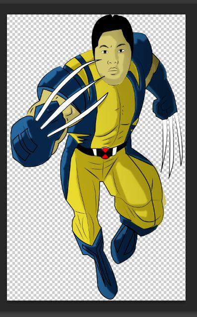 wolverine,avenger,superhero