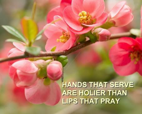 Hands that Serve