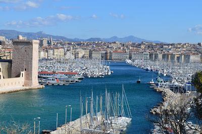 Marseille 2013 Le Vieux Port