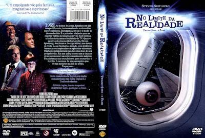 Filme No Limite da Realidade DVD Capa