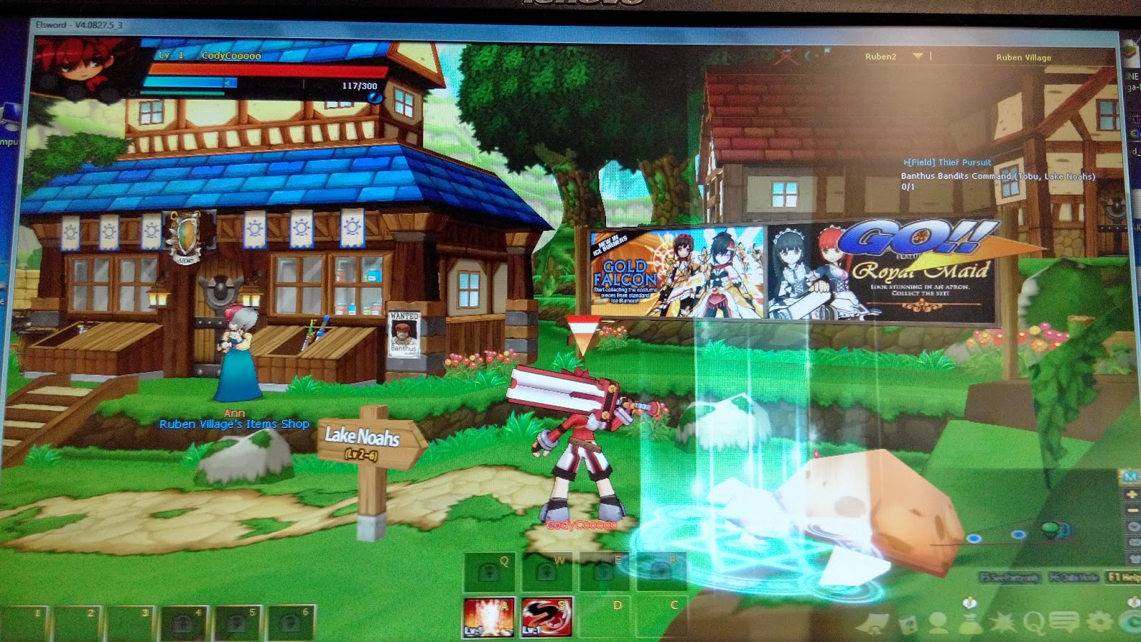 Play Elsword NA From Abroad-1