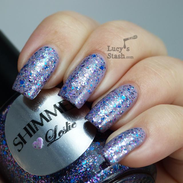 Lucy's Stash - Shimmer Polish Leslie