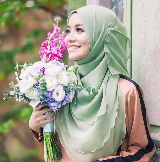 Gambar Cun Mira Filzah - Pelakon Cinta Si Wedding Planner
