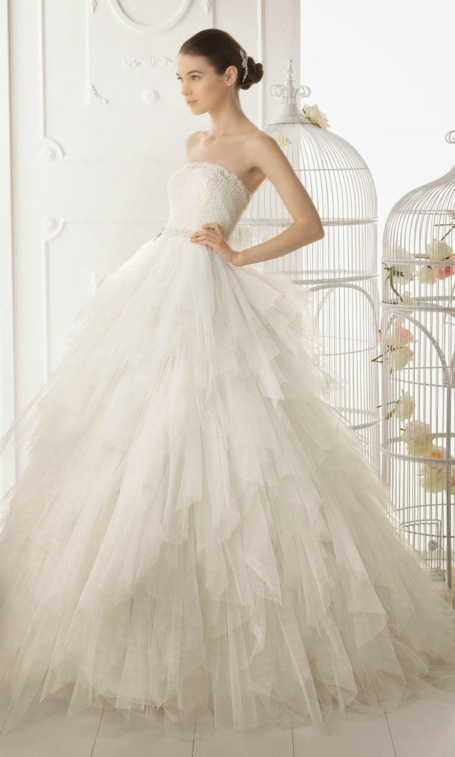Vestidos tradicionales de novia