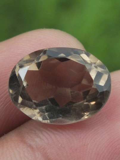 natural smoky quartz