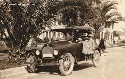 John Jr. and Bob 1922