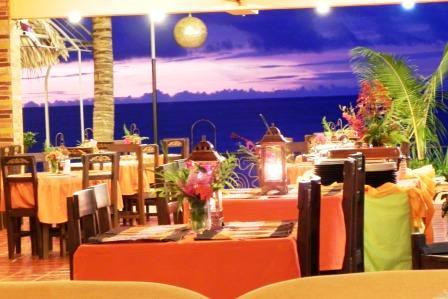 Apo Idon Beach Hotel Website