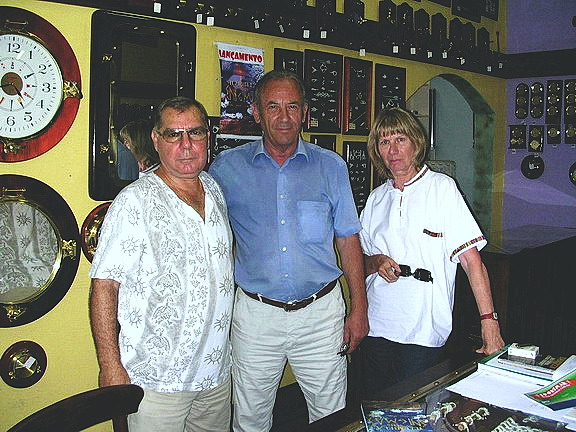 JEANNIS CON ISIDOR Y ANNETTE