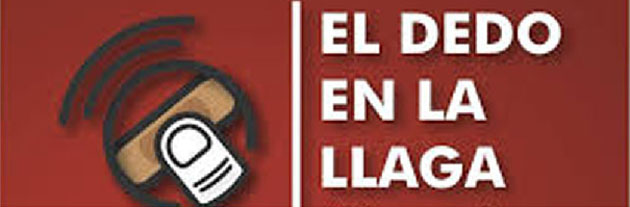 EL DEDO EN LA LLAGA (REP)