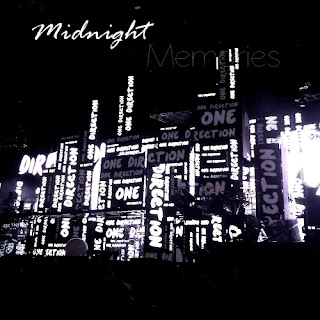 Midnight Memories - One Direction- Novo Albúm