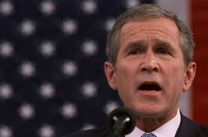 the consequences of president bush war on terror The war on terror includes the afghanistan war and the war in iraq  president  bush announced the war on terror on september 20, 2001,.