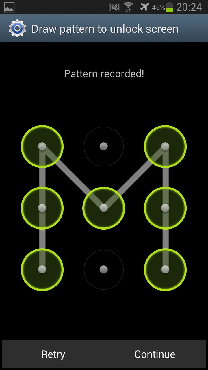 Dots Lock Screen images