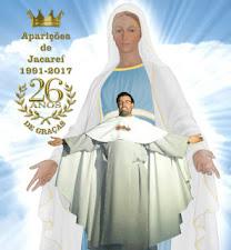 APARIÇÕES DE JACAREÍ - 26 ANOS DE GRAÇAS